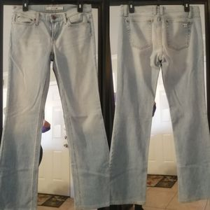 Joe's light wash denim jeans size 27